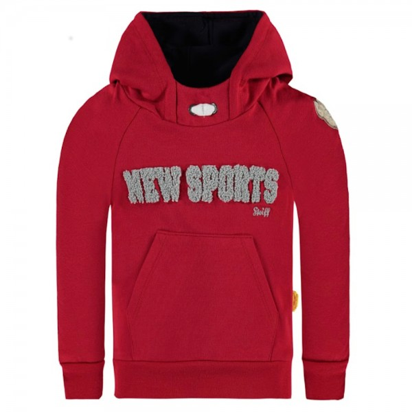 STEIFF Jungen Sweatshirt rot - NEW SPORTS 6713453