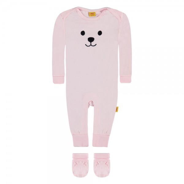 STEIFF 2tlg. SET Strampler & shoes - LITTLE CUTIE 6712015