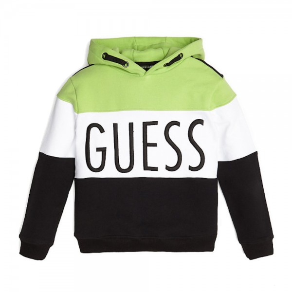 GUESS MIRACULOUS Sweatshirt mit Kapuze L94Q13K7OF0