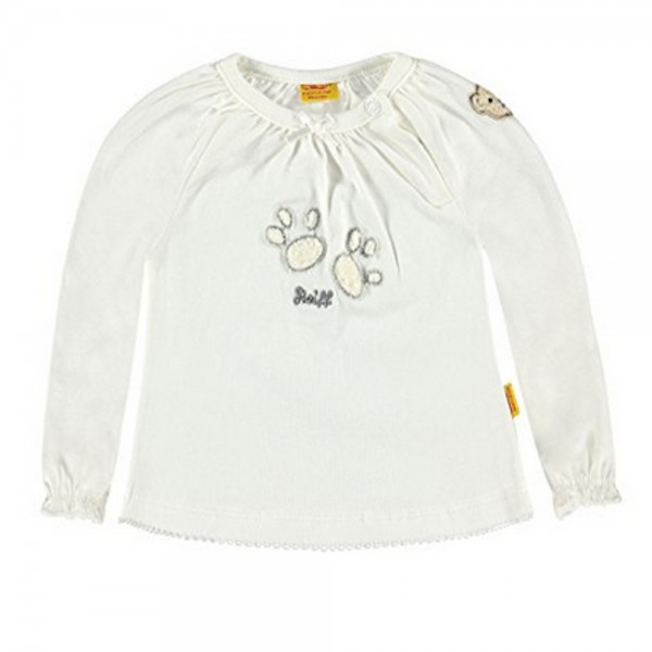 STEIFF Baby Langarmshirt - LITTLE BEAR GIRLS 6642121