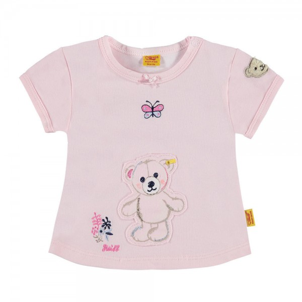 STEIFF T-Shirt 1/4 Arm rose - LITTLE CUTIE 6712021