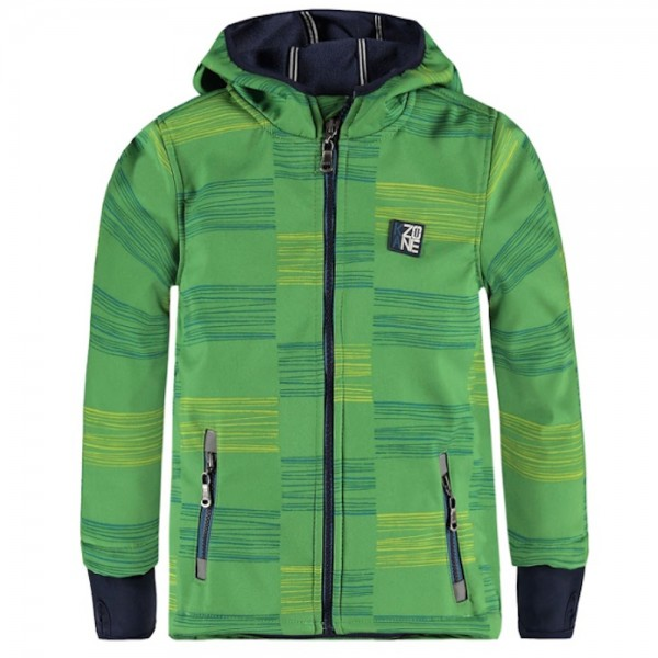 KANZ Softshelljacke grün - OUTDOOR ZONE 1644507