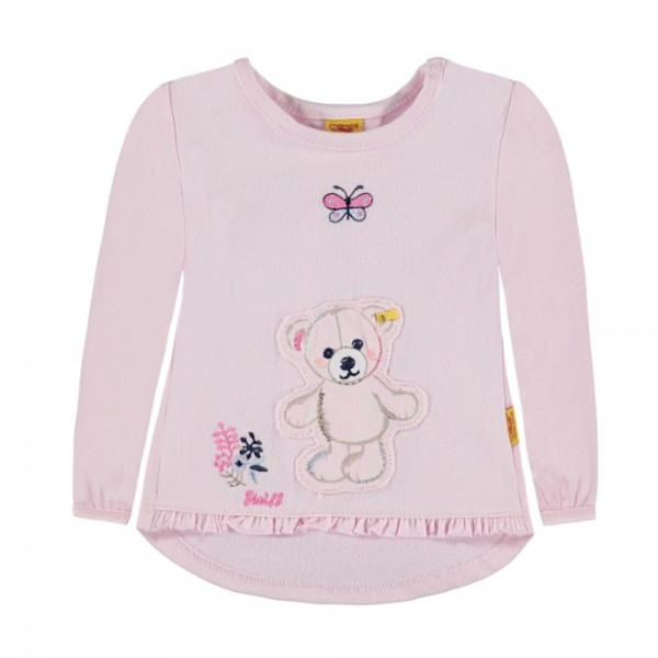 STEIFF Baby Sweatshirt - LITTLE CUTIE 6712023