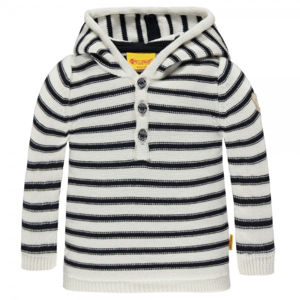 STEIFF Pullover mit Kapuze - NEW SPORTS 6713427